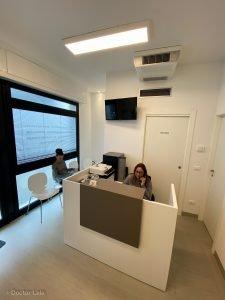 Sala attesa Doctor Lela